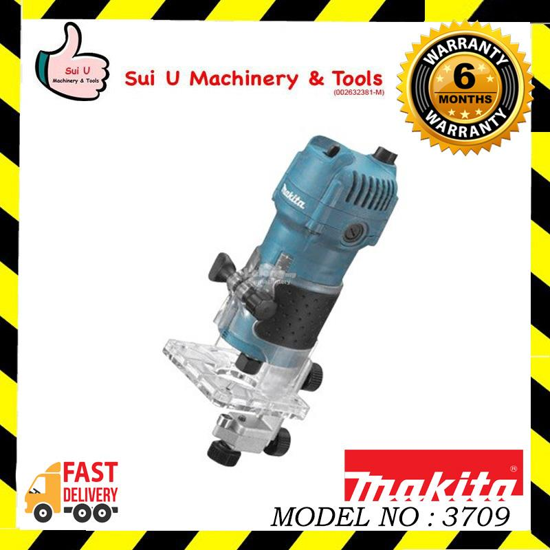 Makita 3709 Trimmer 530w 6mm