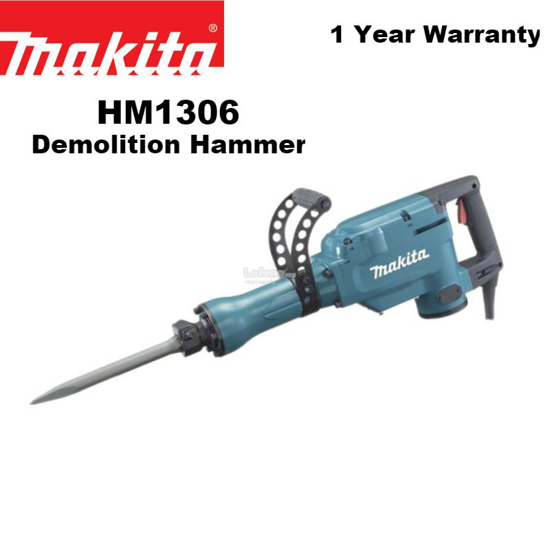 [NEW] Makita HM1306 Demolition Hammer (1 Year Warranty)