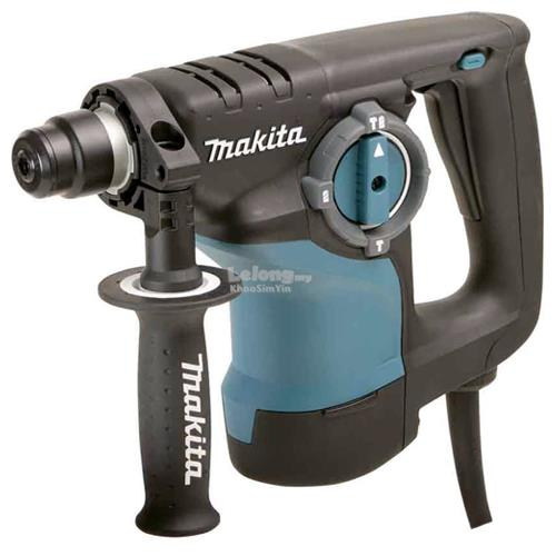 Makita HR2810 Rotary Hammer SDS-Plus 3-Modes 800W