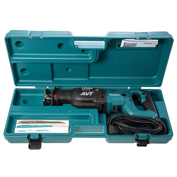 Makita JR3070CT Reciprocating Saw Orbital Action with AVT 1510W
