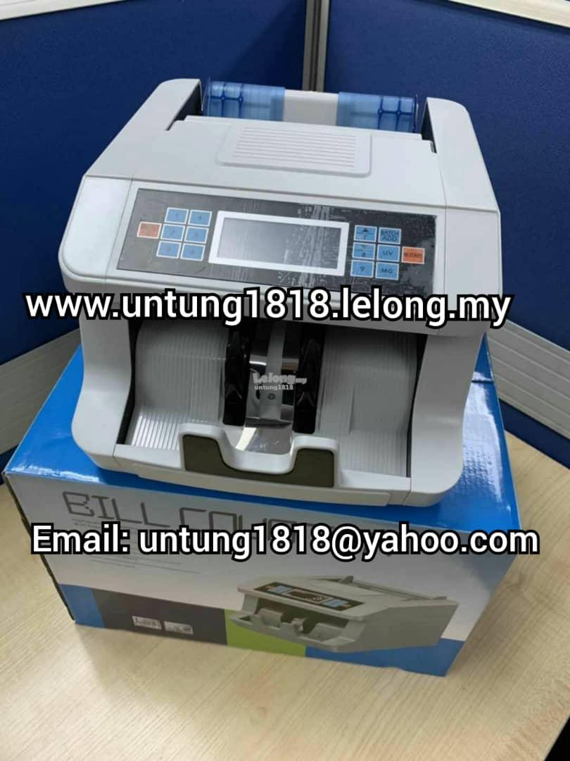MALAYSIA CURRENCY SPECIAL EDITION  BILL COUNTER COUNTING MACHINE