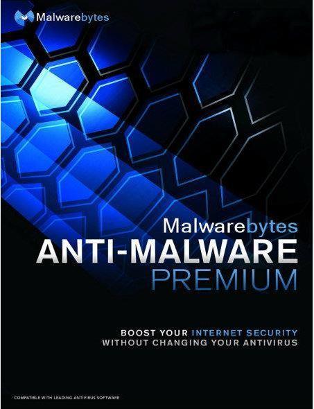 Malwarebytes Anti-Malware Premium 2019 - 1 Year 1 PC Windows 7 8 10