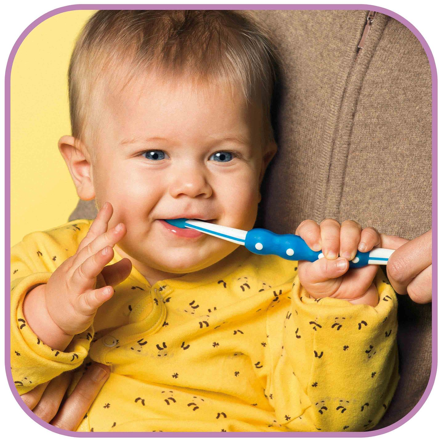 MAM Baby Massaging Toothbrush (D252)