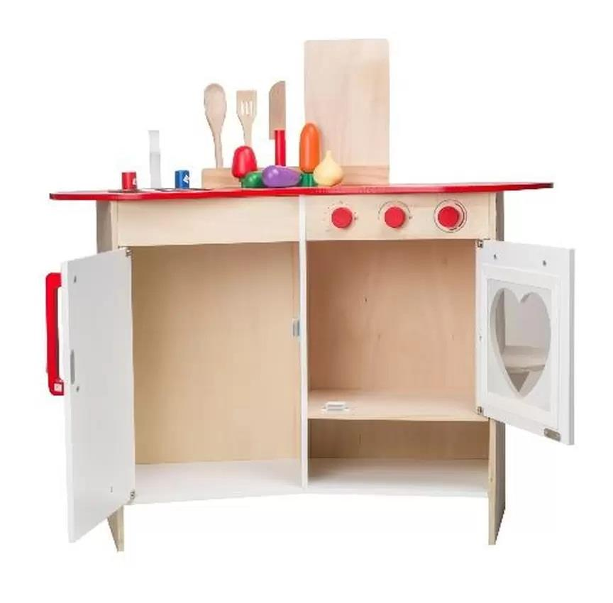 Wooden Kitchen Set For Kids Designs