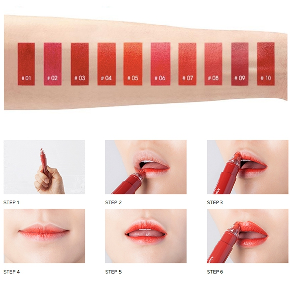 Image result for Mamonde Creamy Tint Squeeze Lip
