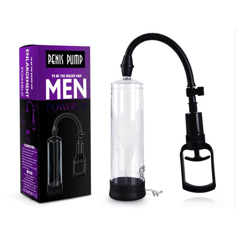 Man Enlargement Vacuum Pump Extender Lenght More Longer Stronger