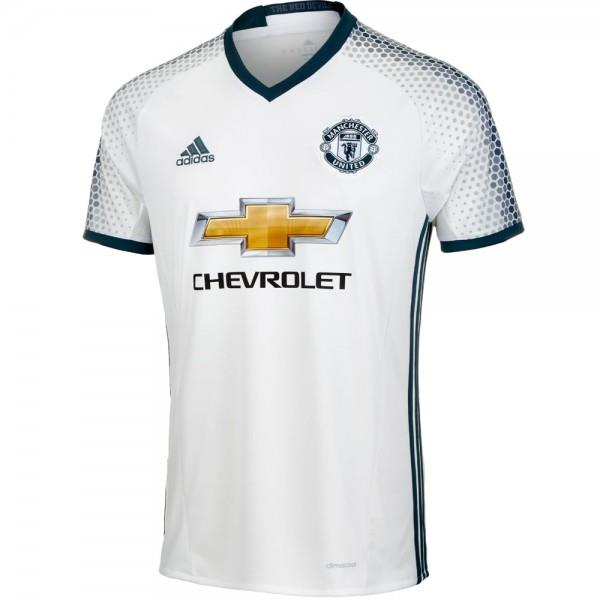 the latest ecbde ddd4f Manchester United 3rd Jersey 2016-17