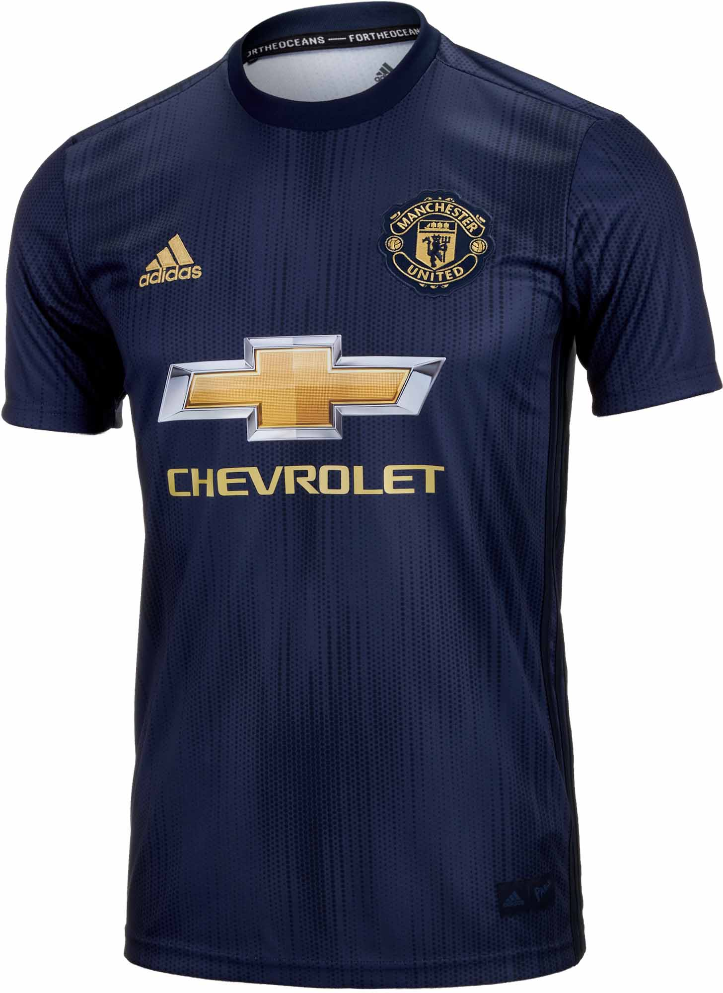size 40 0dc65 18ef6 Manchester United Men 3rd 2018/19 Fans Jersey