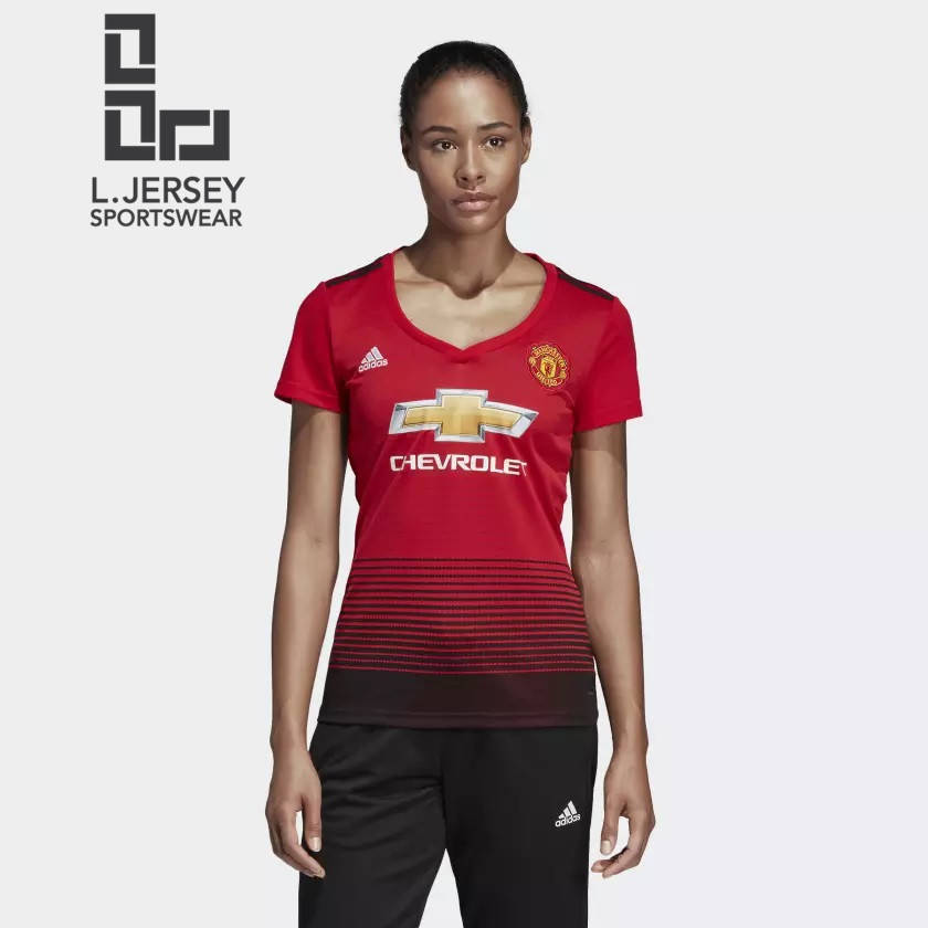 3b6fe3aa3 Manchester United Women Home 2018 19 (end 4 6 2021 12 00 AM)