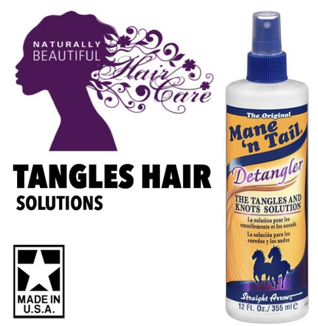 Mane 'n Tail, Detangler Spray 355ml (Smooth & Silky Hair) USA