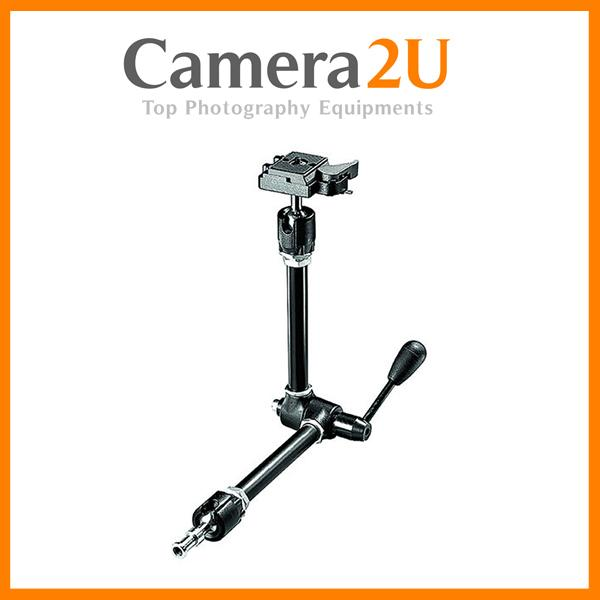 NEW Manfrotto 143RC Magic Arm with 200PL-14 Quick Release
