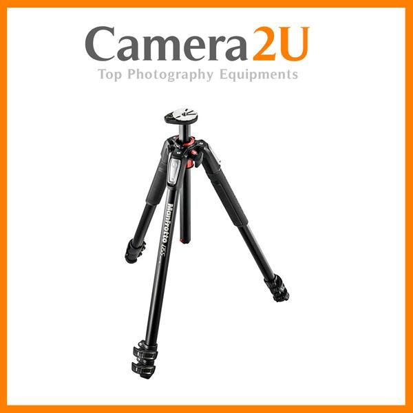 NEW Manfrotto 3-section Tripod with Horizontal Column MT055XPRO3