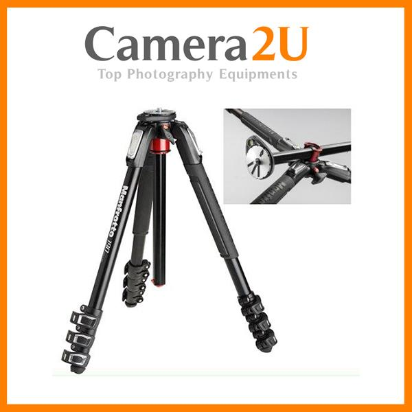 Manfrotto 4-section Tripod with Horizontal Column MT190XPRO4