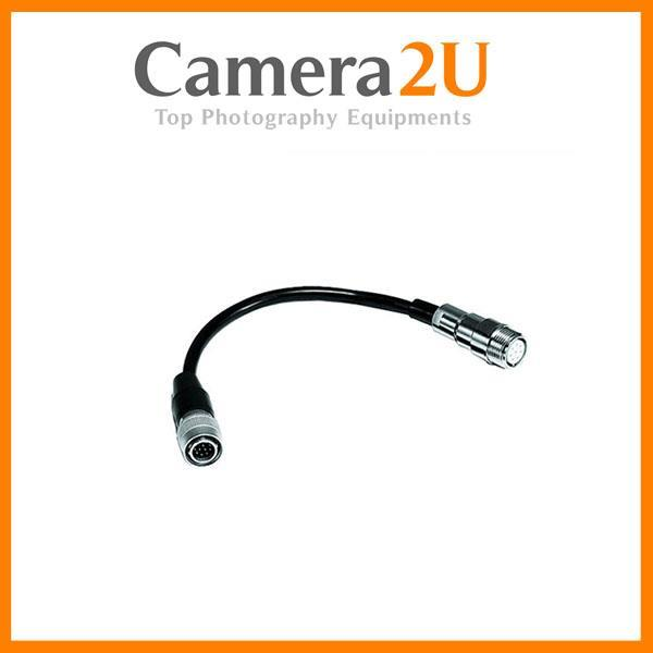 NEW Manfrotto 524Adapt Adapter Cable Fujinon 812 Pin