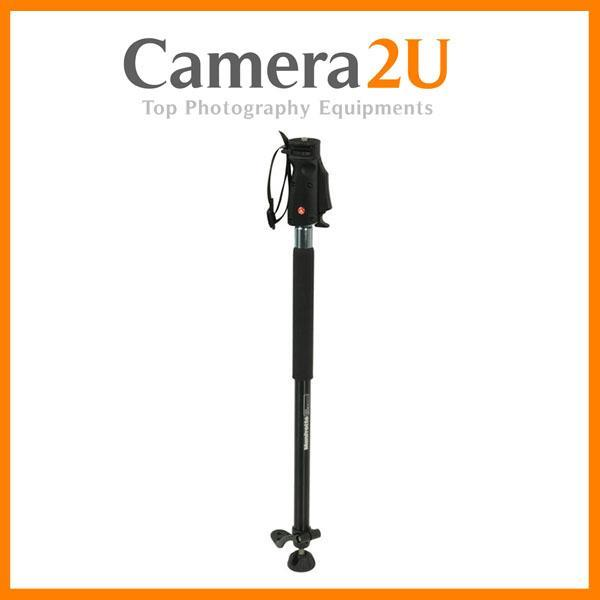 Manfrotto 685B NeoTec Monopod with Safety Lock