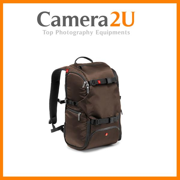Manfrotto Advanced camera and laptop backpack Travel Brown for DSLR MB