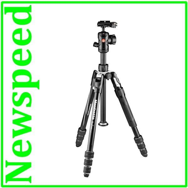 Manfrotto Befree 2N1 Tripod with Monopod (Twist Lock) MKBFRTA4B-BHM