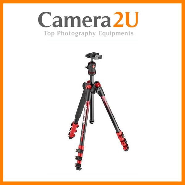 Manfrotto BeFree New Graphics Travel Tripod MKBFRA4
