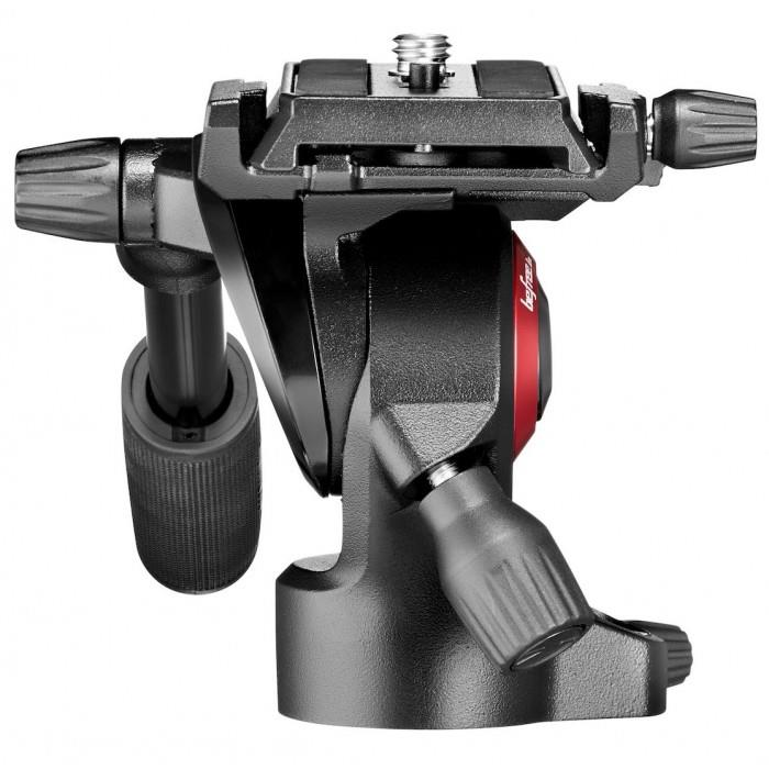 Manfrotto Befree Live Compact Fluid Video Head MVH400AH