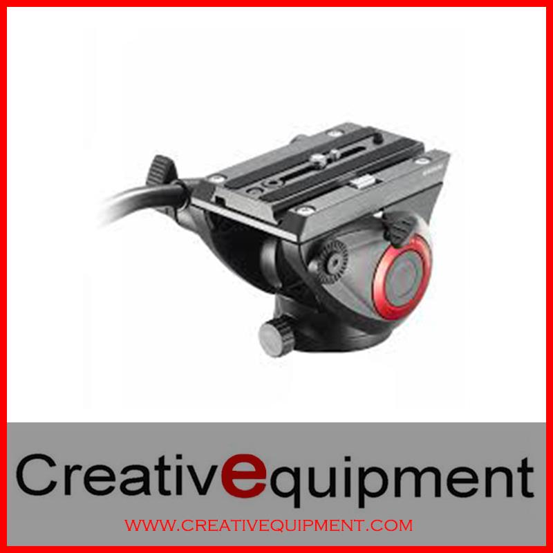 Manfrotto Fluid Video Head MVH500AH Tripod Ball Head *Free Shipping