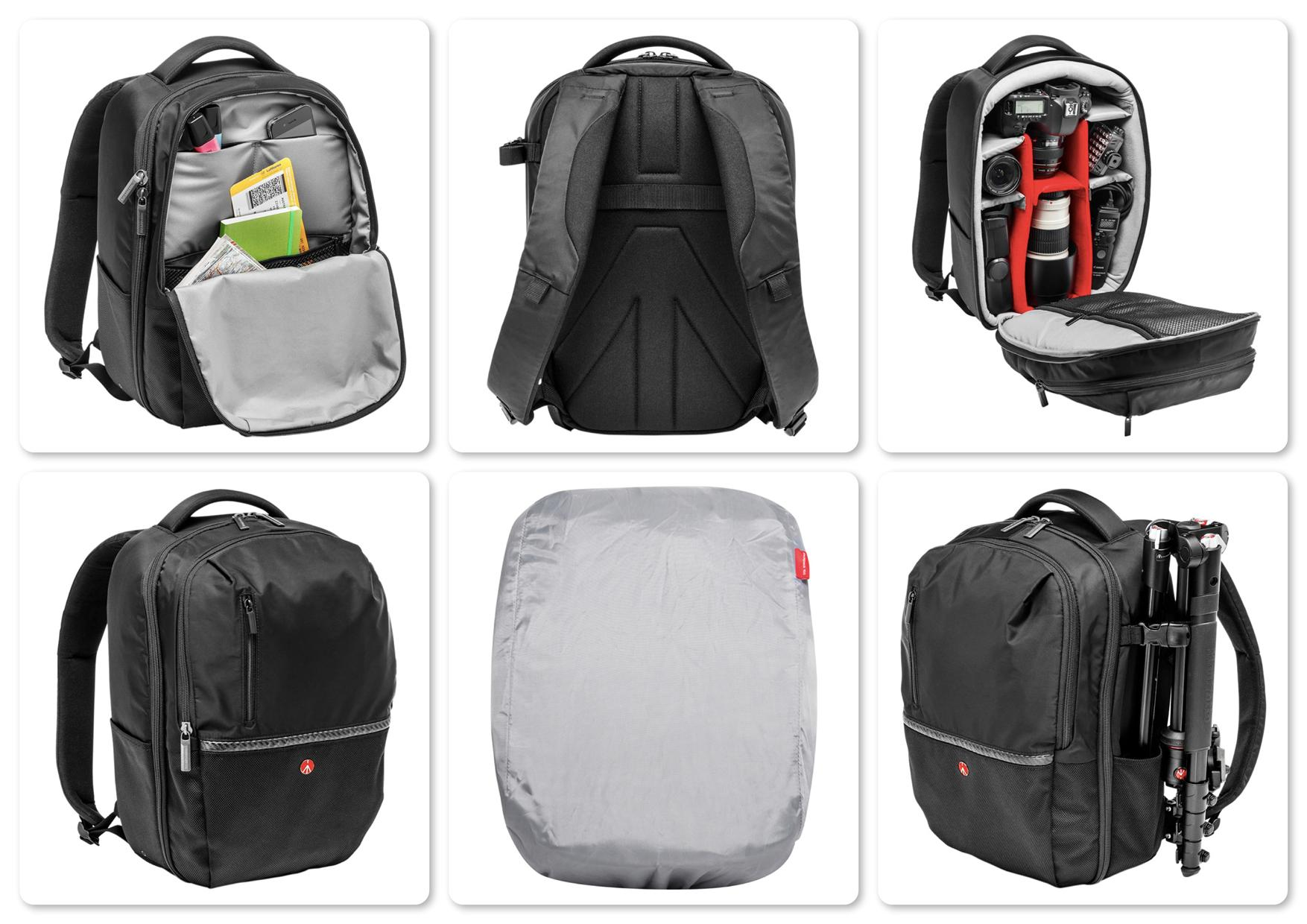 Manfrotto MB MA-BP-GPM Advanced Gear Backpack Medium