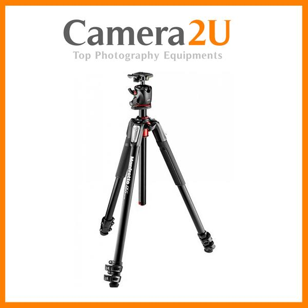 Manfrotto MK055XPRO3-BHQ2 Tripod with XPRO Ball Head