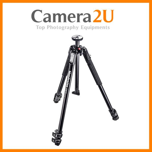 NEW Manfrotto MT190X3 Aluminium Tripod