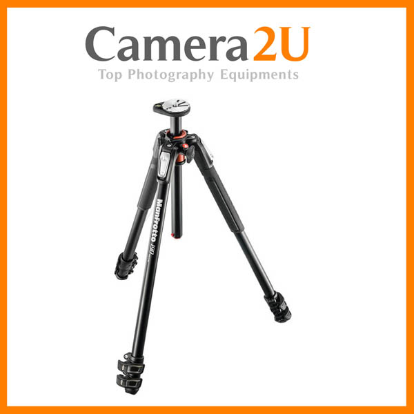 Manfrotto MT190XPRO3T Aluminium Tripod with Twist Locks