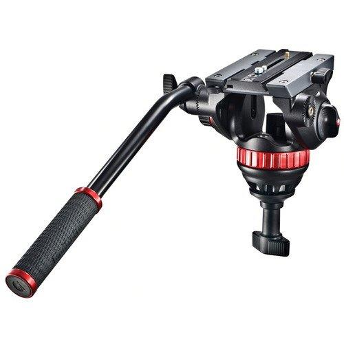 Manfrotto MVH502A Pro Video Head with 75mm Half Ball