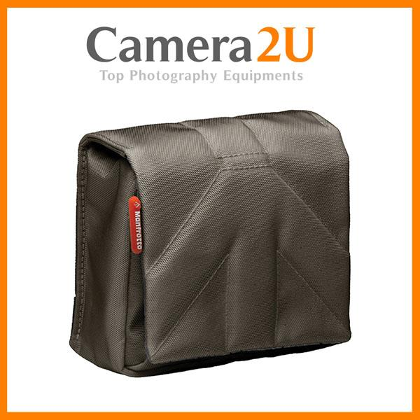 Manfrotto NANO VII Camera Pouch (Brown)