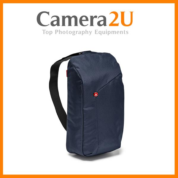 Manfrotto NX camera bodypack BLUE MB NX-BB-IBU