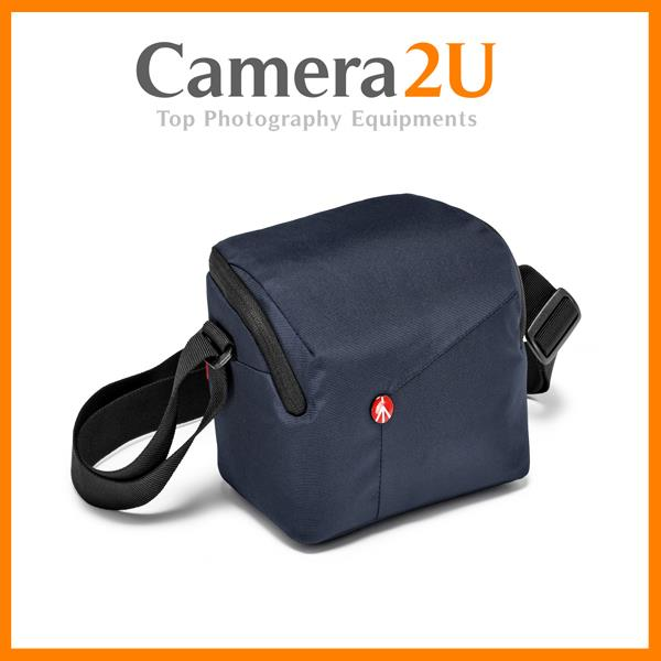 Manfrotto NX camera shoulder bag I Blue for CSC MB NX-SB-IBU