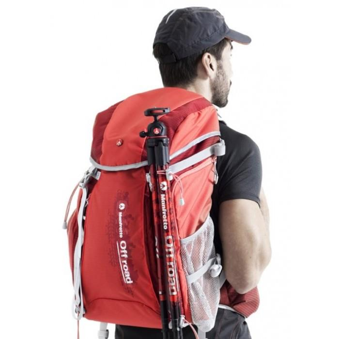 Manfrotto Offroad Hiker Backpack 30L Red MB OR-BP-30RD