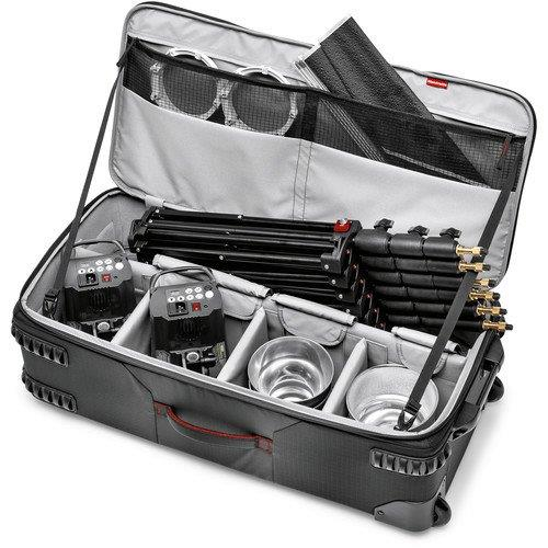 Manfrotto Pro-Light Rolling Lighting Gear Organizer L-LW-88W-2 V2