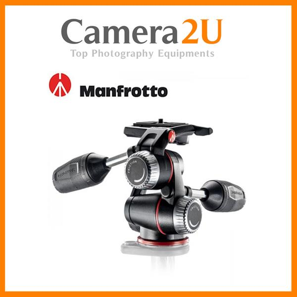 Manfrotto X-PRO 3-Way Head with Retractable Levers MHXPRO-3W