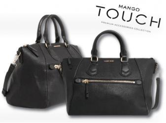7d4807db4d Fashion > Women > Handbag > Shoulder Bag. MANGO Pebbled Tote Bag-READY  STOCK. ‹ ›