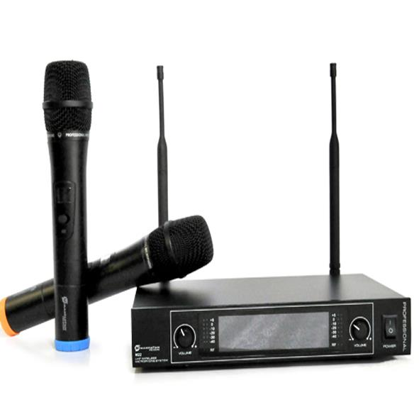 Manhathan Pro Sound Dynamic UHF Wireless KTV KaraOke Handheld Mic