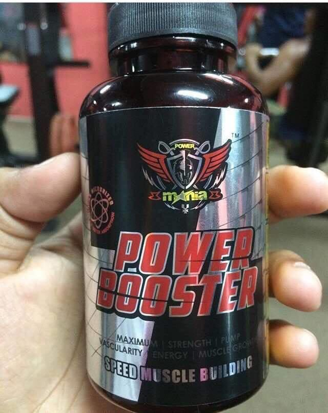 Mania Power Booster 70 Tablets [ Original ]