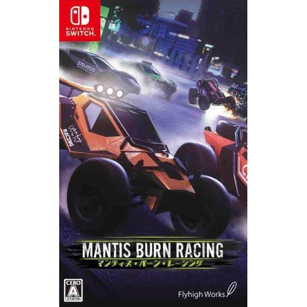 MANTIS BURN RACING (JAPANESE)