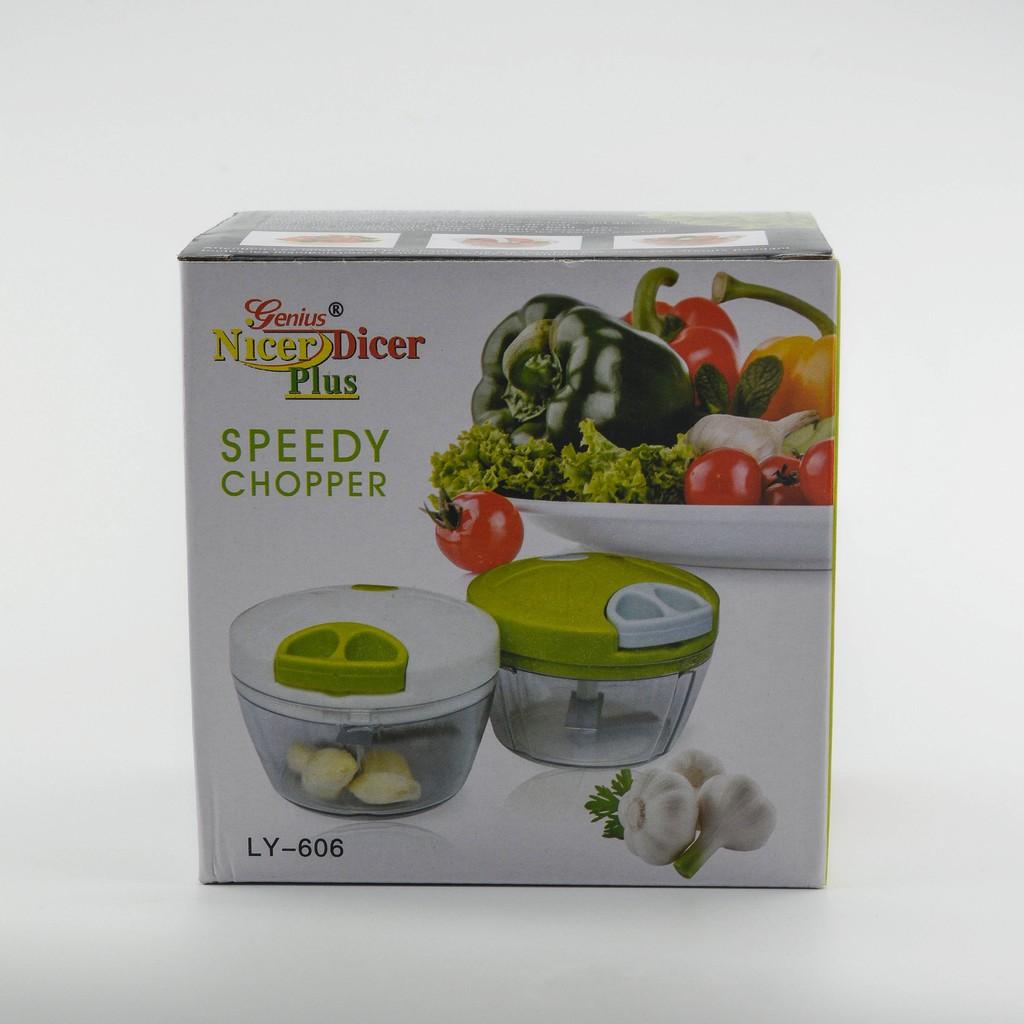Manual Food Chopper Mini Hand Held Food Processor/Mixer/Blender