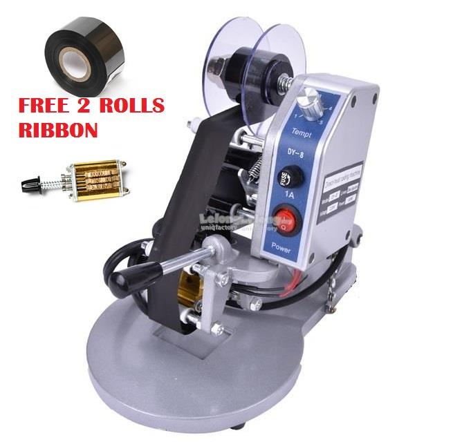 Manual Hot Stamp Printer Date Ribbo End 11 20 2019 915 PM