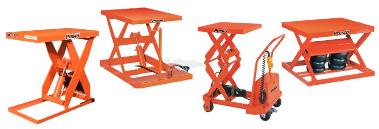 Manual lift table hydraulic oil sci (end 12/23/2020 1:15 PM)