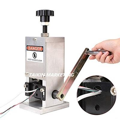 Manual Wire Stripper Stripping Machine 1.5MM to 25MM
