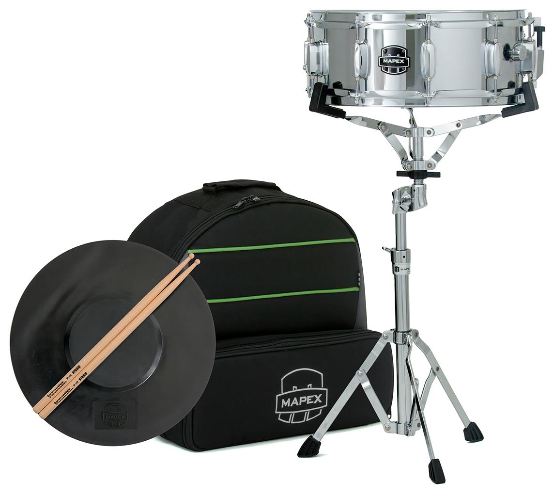 mapex backpack snare drum kit msk14 end 4 17 2021 12 00 am. Black Bedroom Furniture Sets. Home Design Ideas