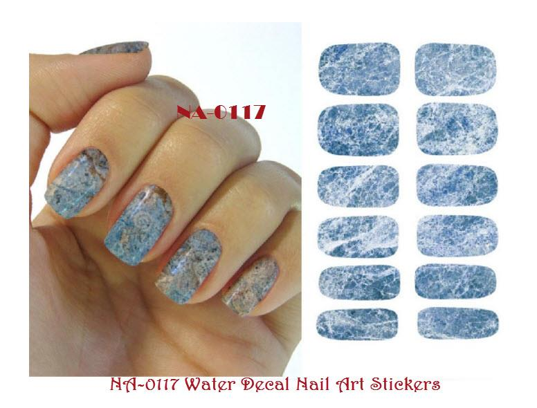 Marble Water Decal Nail Art Sticker (end 9/17/2018 12:15 PM)