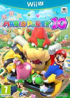 Mario Party 10 Nintendo Wii U Par End 3252019 215 Pm