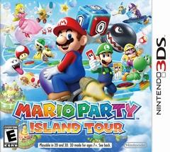 Mario Party Island Tour 3DS NTSC