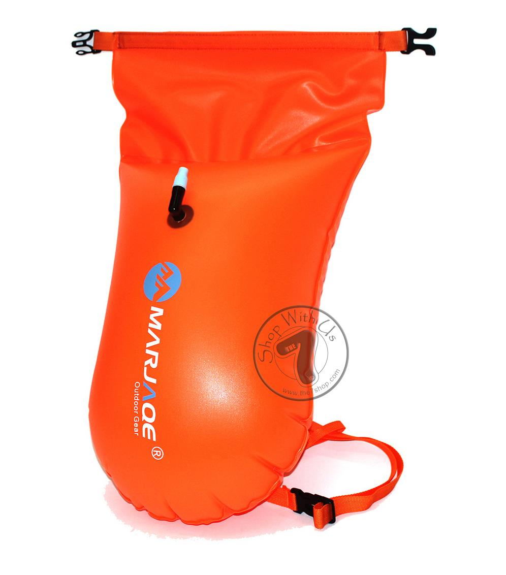 MARJAQE Swim Buoy with Storage (Open Water)