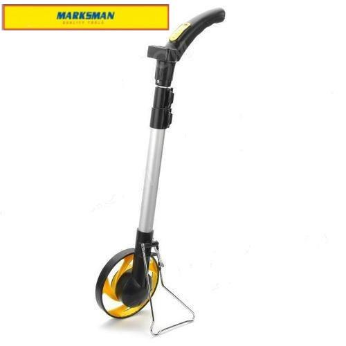 MARKSMAN Adjustable Digital Walking Measure with Bag