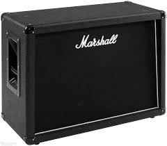 MARSHALL MX212 (160W, 2x12') - Guitar Amplifier Cabinet